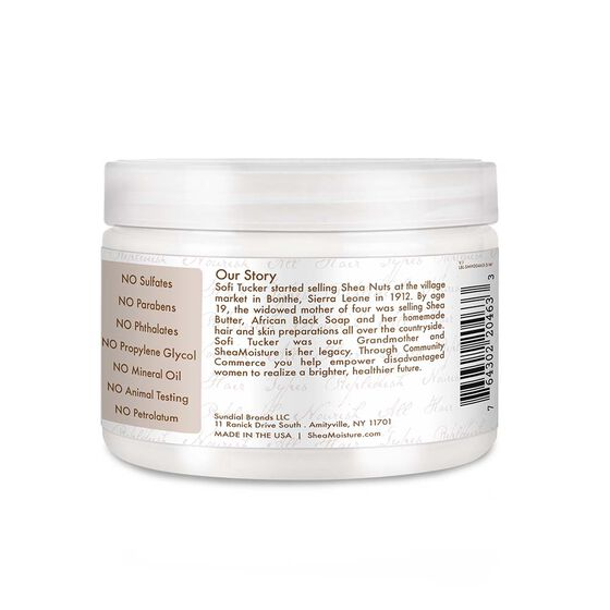 100% Virgin Coconut Oil Rehydration Treatment Masque