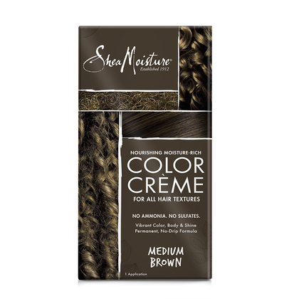 Nourishing Moisture-Rich Color Crème - Medium Brown