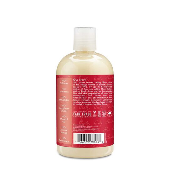 Red Palm Oil & Cocoa Butter Detangling Shampoo