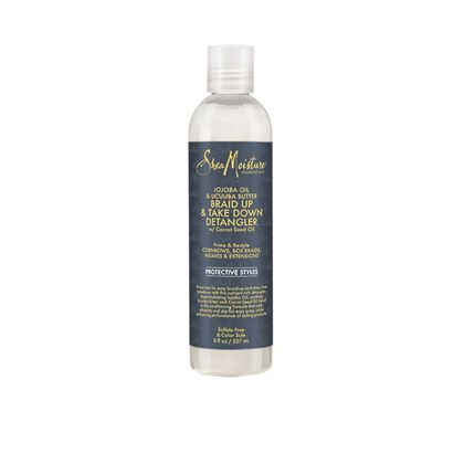 Jojoba Oil & Ucuuba Butter Braid Up & Take Down Detangler