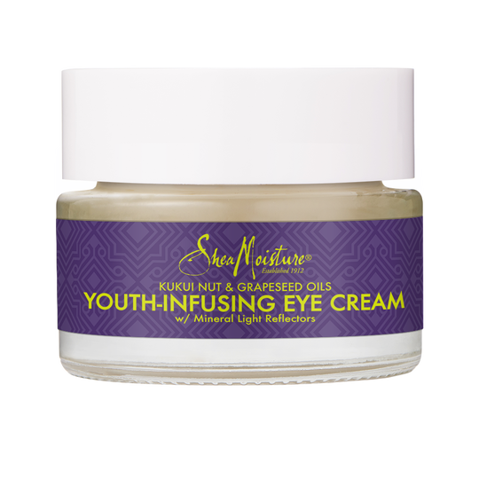 Kukui Nut & Grapeseed Oils Youth-Infusing Eye Cream