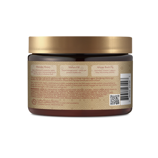 Manuka Honey & Mafura Oil Intensive Hydration Body Scrub