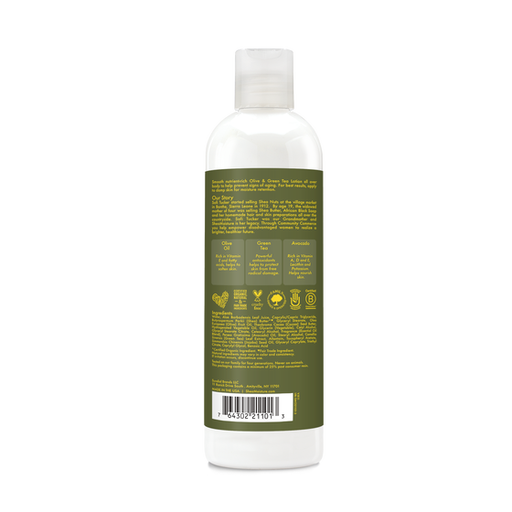 Olive & Green Tea Body Lotion
