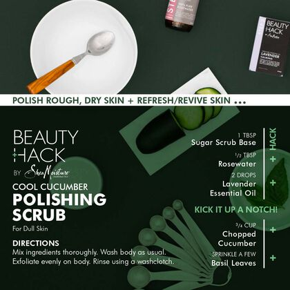 Cool Cucumber Polishing Scrub