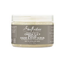 Sacha Inchi Oil Omega-3-6-9 Rescue Hand & Body Scrub