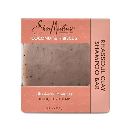 Coconut & Hibiscus Rhassoul Clay Shampoo Bar