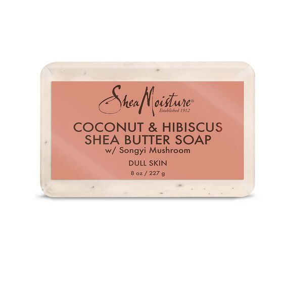 Coconut & Hibiscus Shea Butter Soap