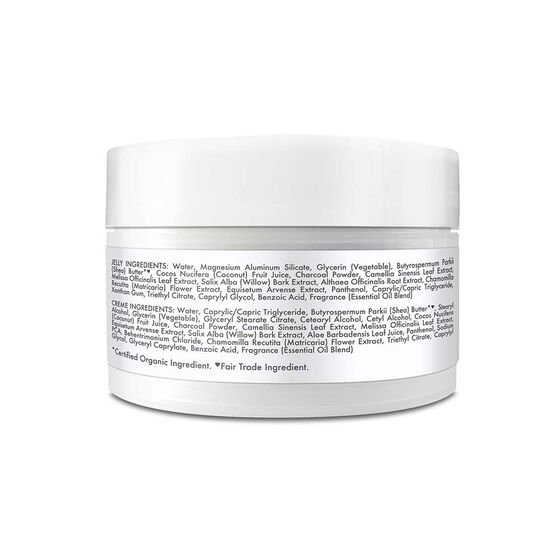 Green Coconut & Activated Charcoal Purifying & Hydrating Multi-Masque