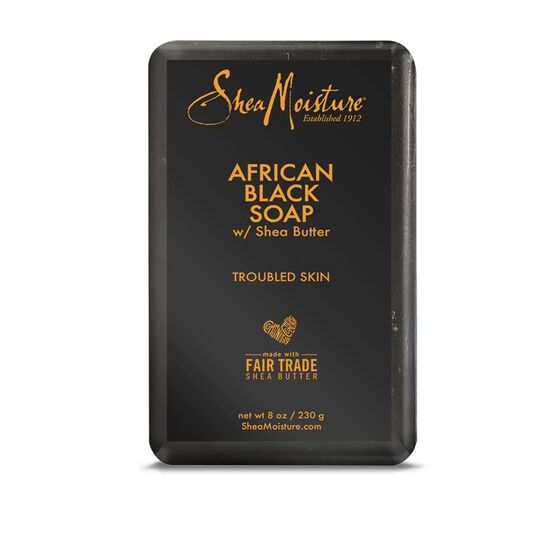 African Black Soap Bar Soap