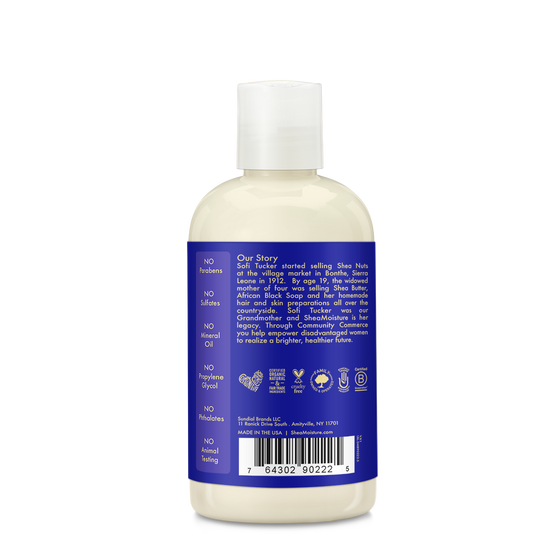 Marshmallow Root & Blueberries KIDS 2-IN-1 Drama-Free Detangling Leave-In Conditioner