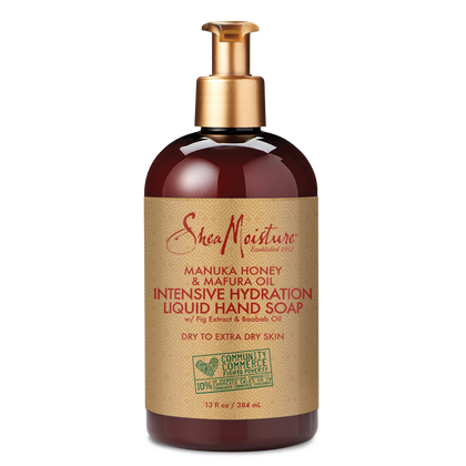 Manuka Honey & Mafura Oil Intensive Hydration Liquid Hand Soap