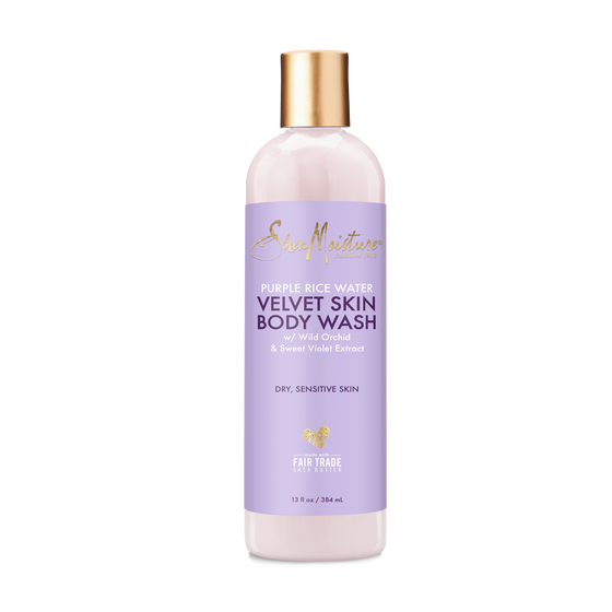 Purple Rice Water Violet Revival Body Wash