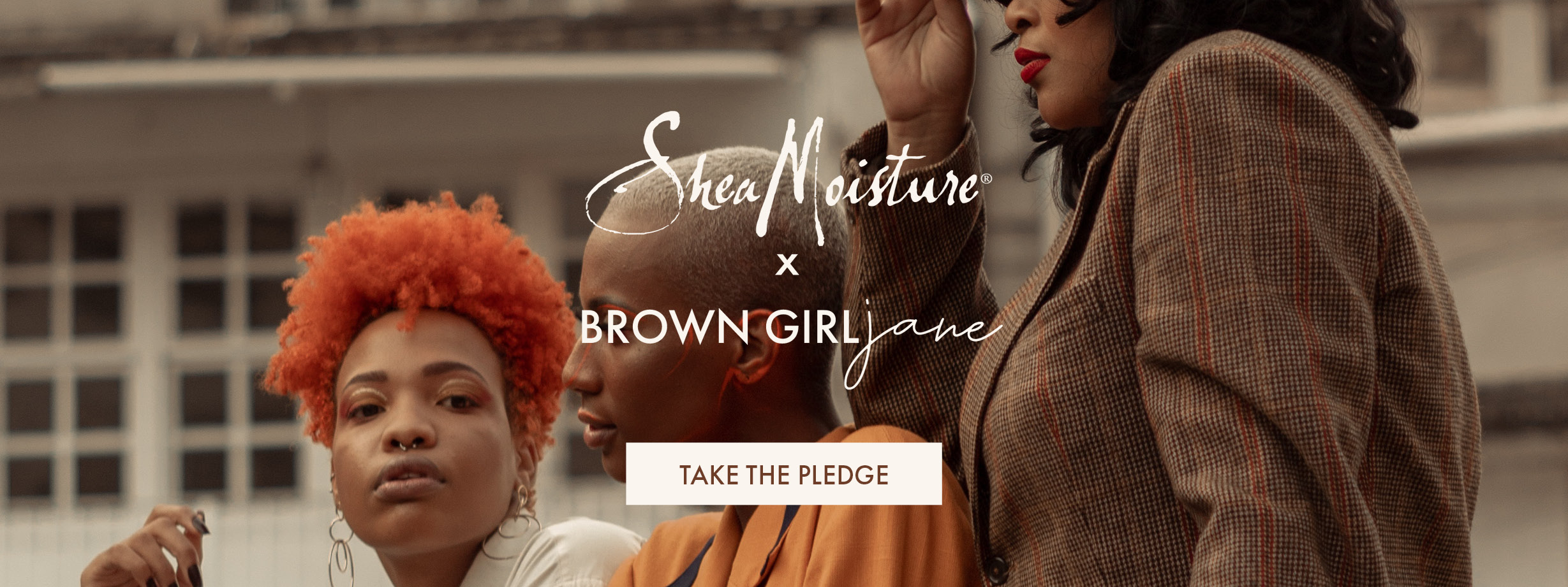 SheaMoisture x Brown Girl Jane