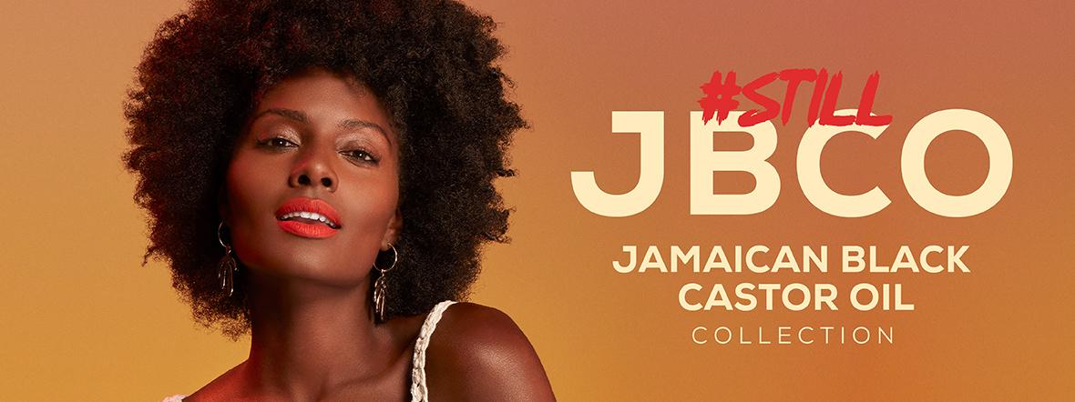 Jamaican Black Castor Oil Collection