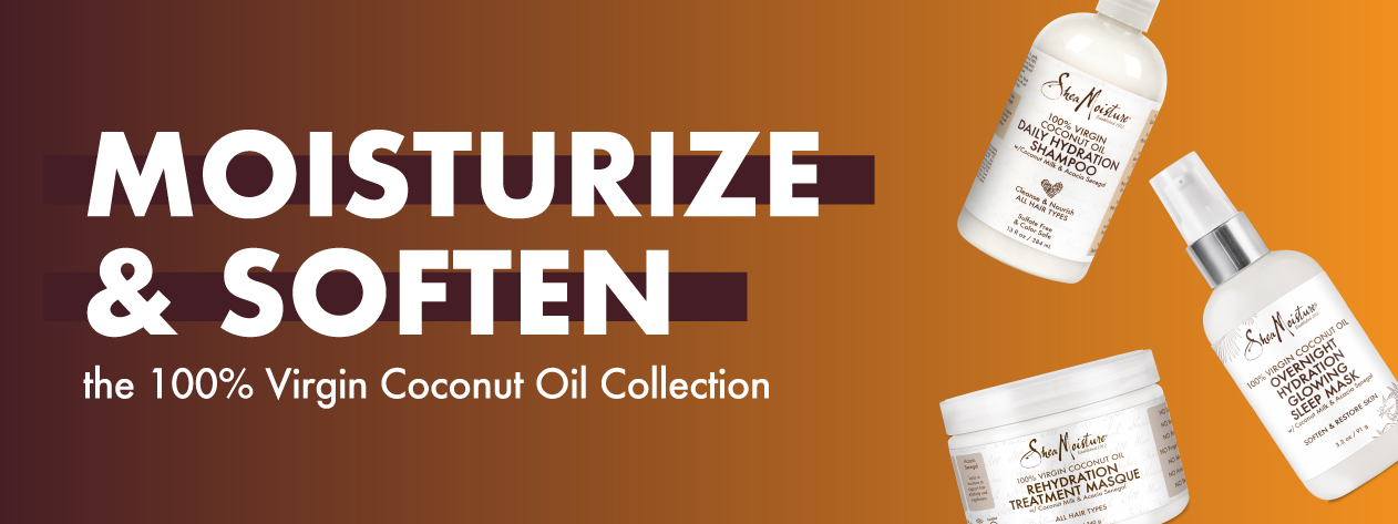 100% Virgin Coconut Oil Product Collection