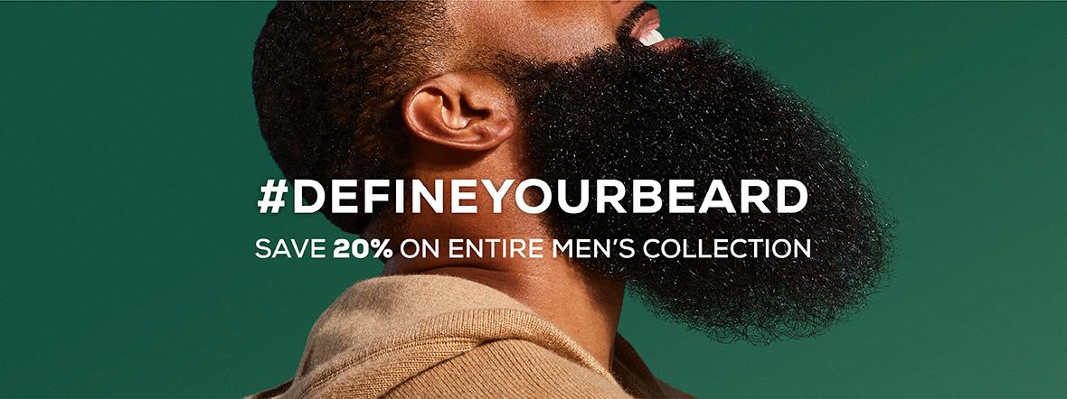 Define Your Beard