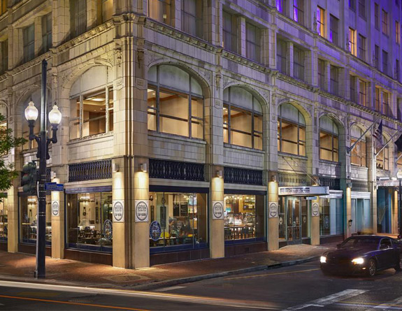 Renaissance New Orleans Arts Hotel 700 Tchoupitoulas Street, New Orleans LA 70130