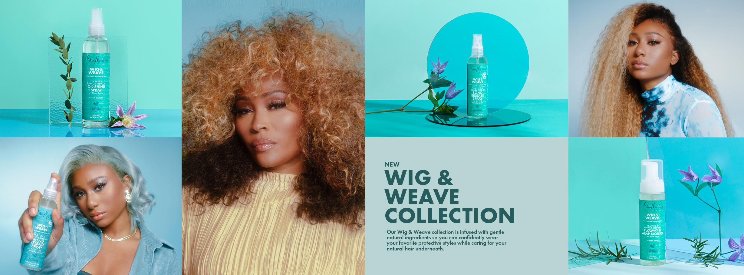 SheaMoisture Wig & Weave