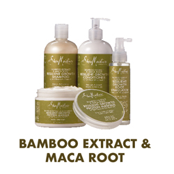 Bamboo Extract & Maca Root