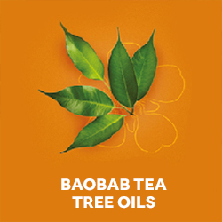 Low Porosity - Baobab Tea Tree Oils
