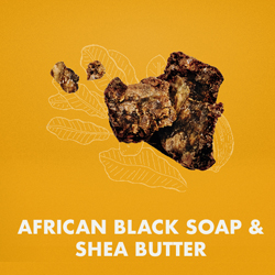 African Black Soap & Shea Butter