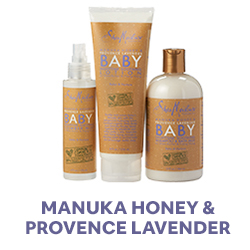Manuka Honey & Provence Lavender