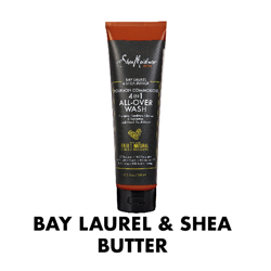 Bay Laurel & Shea Butter