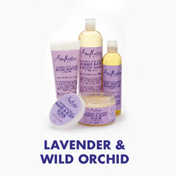 Lavender & Wild Orchid