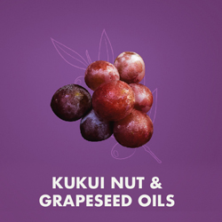 Kukui Nut & Grapeseed Oils