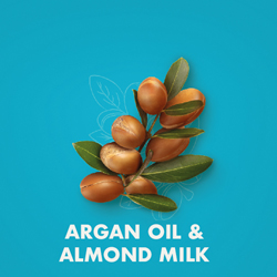 Argan Oil & Almond Milk