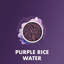 Purple Rice Water